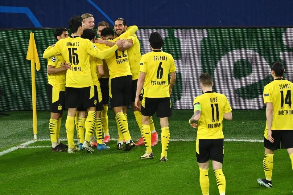 Football: Haaland fires Dortmund into Champions League quarter-finals 1