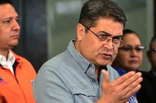 President of Honduras helped smuggle tons of cocaine into US: prosecutor