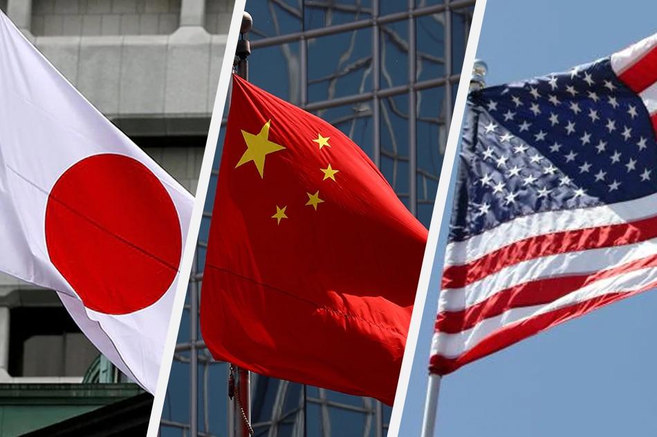 US, Japan warn against 'destabilizing behavior' by China 1