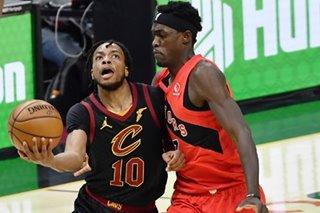 NBA: Cavs send Raptors to eighth straight loss, 116-105