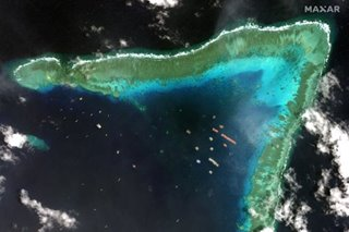 To avert takeover, PH gov't urged to consistently ask China to leave Julian Felipe Reef