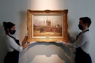 Rarely seen Paris Van Gogh sells for over 13 million euros