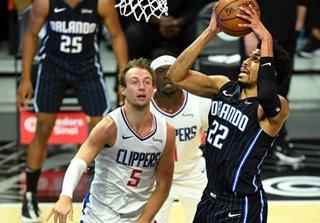 NBA: Magic stun Clippers with late comeback