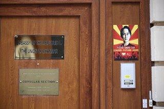 Myanmar junta says Suu Kyi broke secrets law