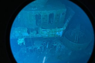 USS Johnston (DD-557), deepest shipwreck recorded, found off Samar Island