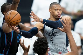 NBA: Russell Westbrook's 170th triple-double carries Wizards past Kings