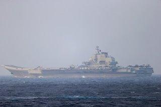 Ahead of US visit to Taiwan, China calls exercises 'combat drills'