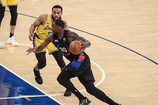 NBA: Julius Randle leads Knicks past Lakers