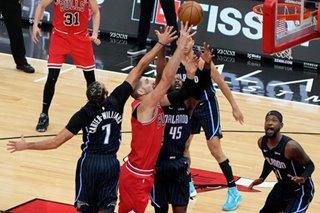 NBA: Magic hang on to defeat host Bulls