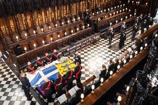 Funeral service ni Prince Philip idinaos ayon sa kaniyang hiling