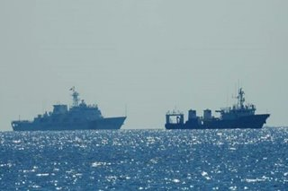 PH files new diplomatic protest over 'threatening' presence of Chinese ships in West PH Sea