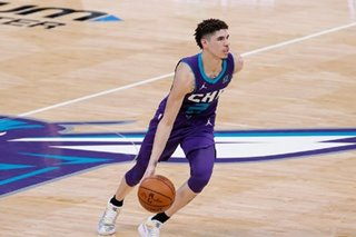 NBA: Wrist healed, Hornets' LaMelo Ball cleared for activity