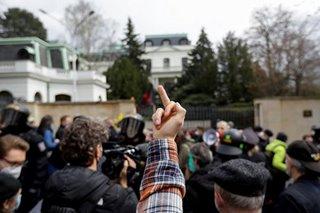 Pro-Russia disinformation floods Czech social media over spat