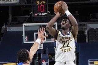 NBA: Pacers halt skid, hand Thunder 12th straight setback