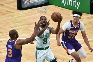 NBA: Kemba Walker leads Celtics to win over Suns