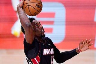 NBA: 17-0 run propels Heat past Spurs