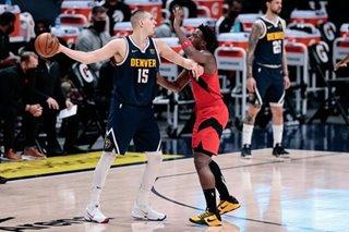 NBA: Nuggets run winning streak to four by beating Raptors