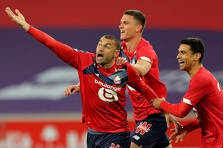Football: Lille stay top in France as Neymar nets in PSG win