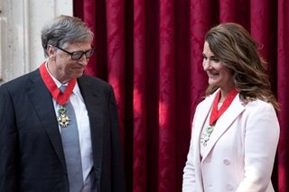 How will Bill and Melinda Gates' divorce impact their charity?