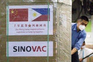 Duterte to Chinese envoy: Send us Sinovac COVID-19 shots, not Sinopharm