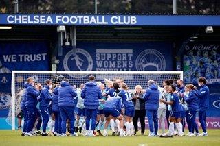 Football: Five-star Chelsea hammer Reading to win Women's Super League