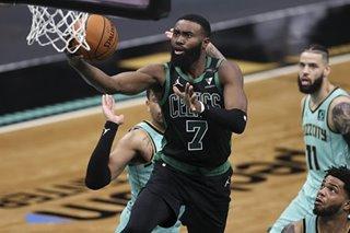 NBA: Celtics' Jaylen Brown to have wrist surgery, done for season