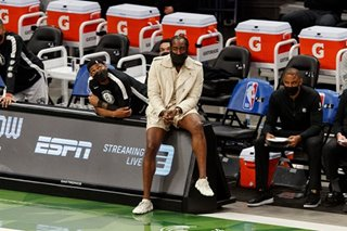 NBA: Harden (hamstring) eyeing return vs Spurs after 5 weeks out