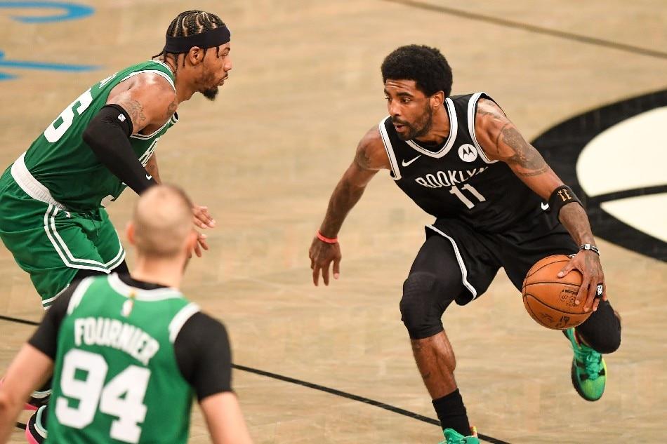 NBA: Nets overcome slow start, take series opener vs. Celtics 1