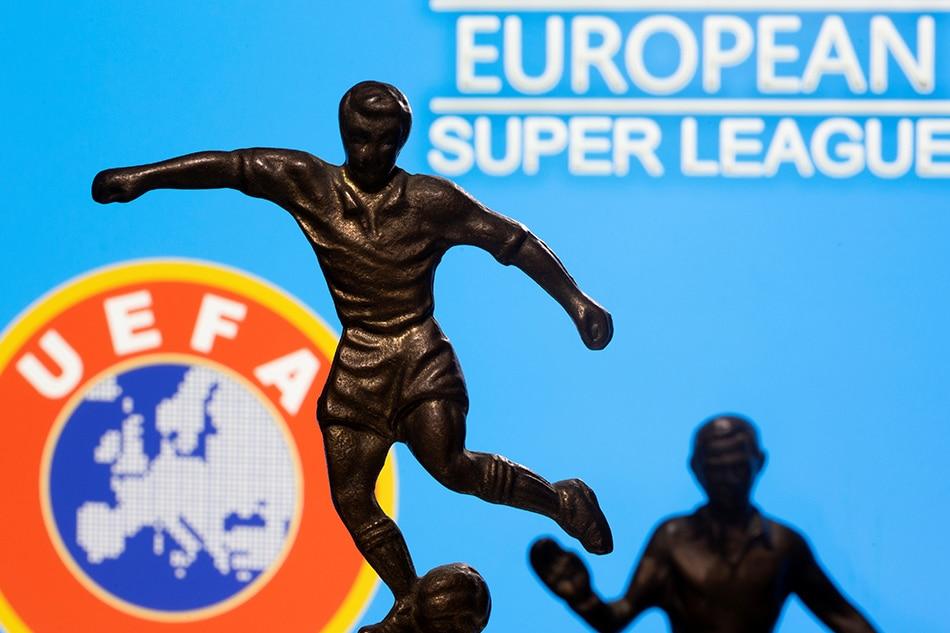 Football: UEFA opens disciplinary proceedings against Super League trio 1