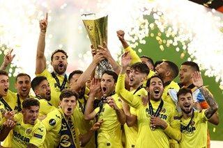 Football: Villarreal edge Man Utd in epic shootout to win Europa League