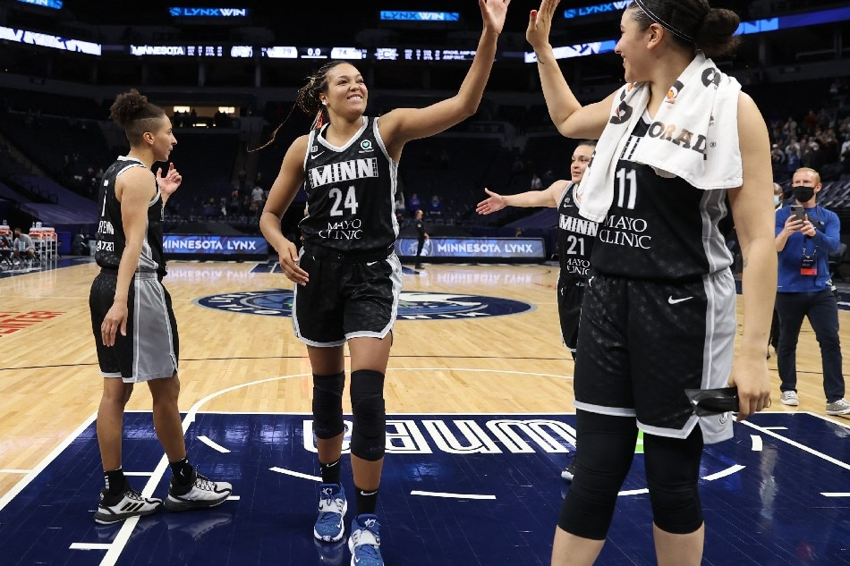 WNBA: Lynx, Sparks both claim overtime wins 1