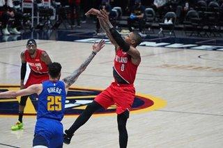 NBA: Nuggets outlast Blazers in 2OT epic despite Damian Lillard's 55 points