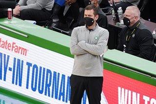 NBA: Celtics' Ainge stepping down, Stevens promoted