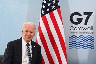Biden: Biggest vaccine donation 'supercharges' battle against coronavirus