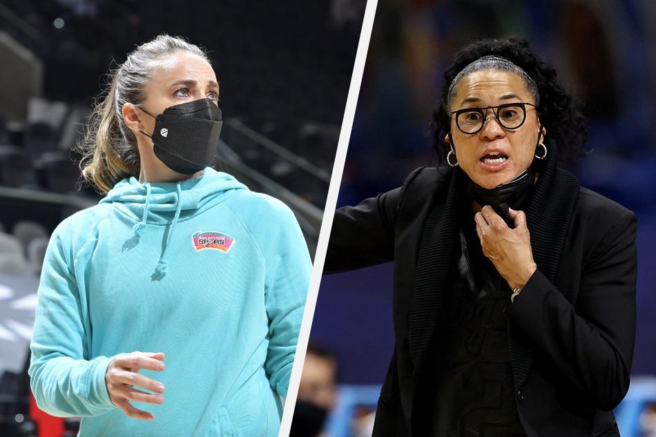 NBA: Becky Hammon, Dawn Staley among Portland's coaching candidates -- report 1