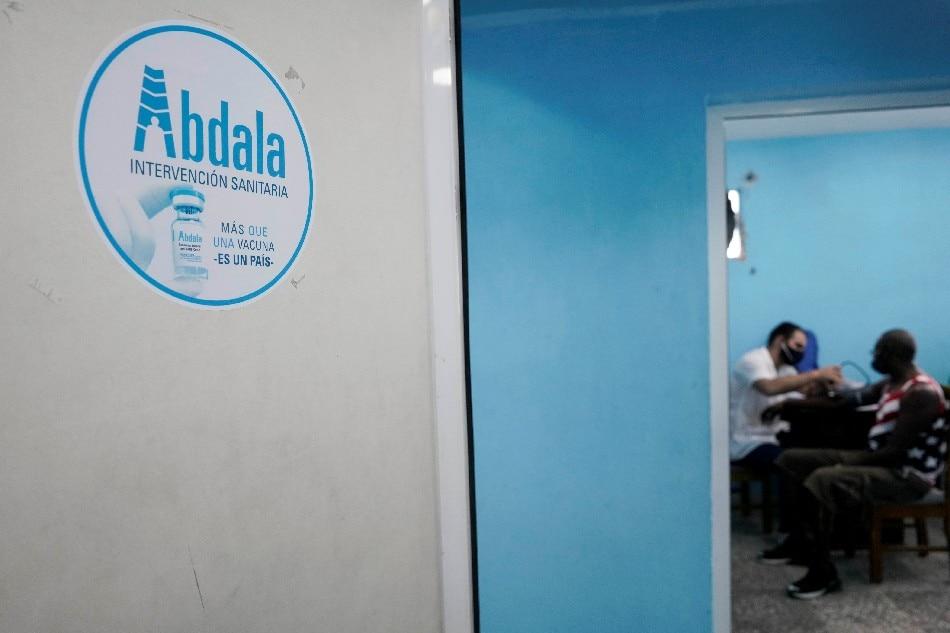 Cuban COVID-19 vaccine Abdala 92 percent 'effective,' maker says 1