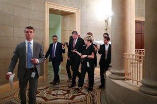 US lawmakers back Big Tech regulation bills in marathon session