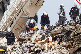 Death toll rises to 16 in Florida condo collapse