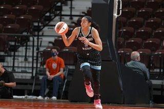 WNBA announces All-Stars for game vs. U.S. National Team
