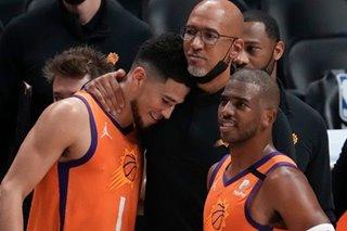 Suns installed as NBA Finals favorites over Bucks