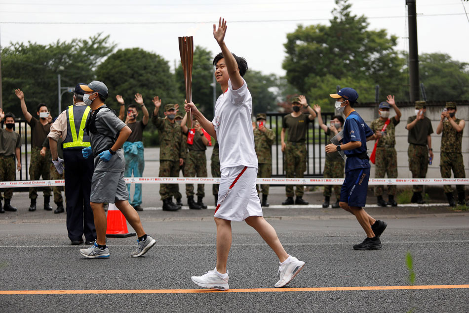 2020 Olympics set to push through despite COVID-19 pandemic