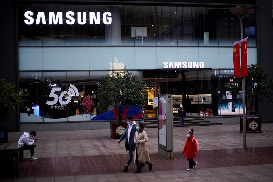 Samsung Electronics forecasts jump in Q2 operating profit 1