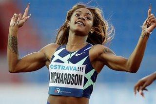 Sprinter Sha'Carri Richardson out of Olympics after USA relay snub