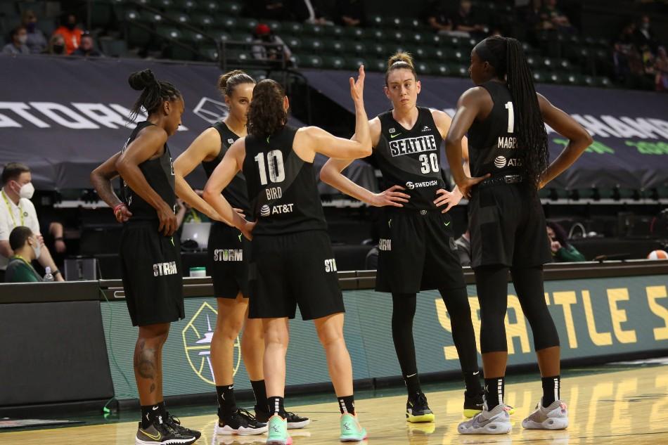 WNBA: Storm top Mercury, Fever earn third straight win 1