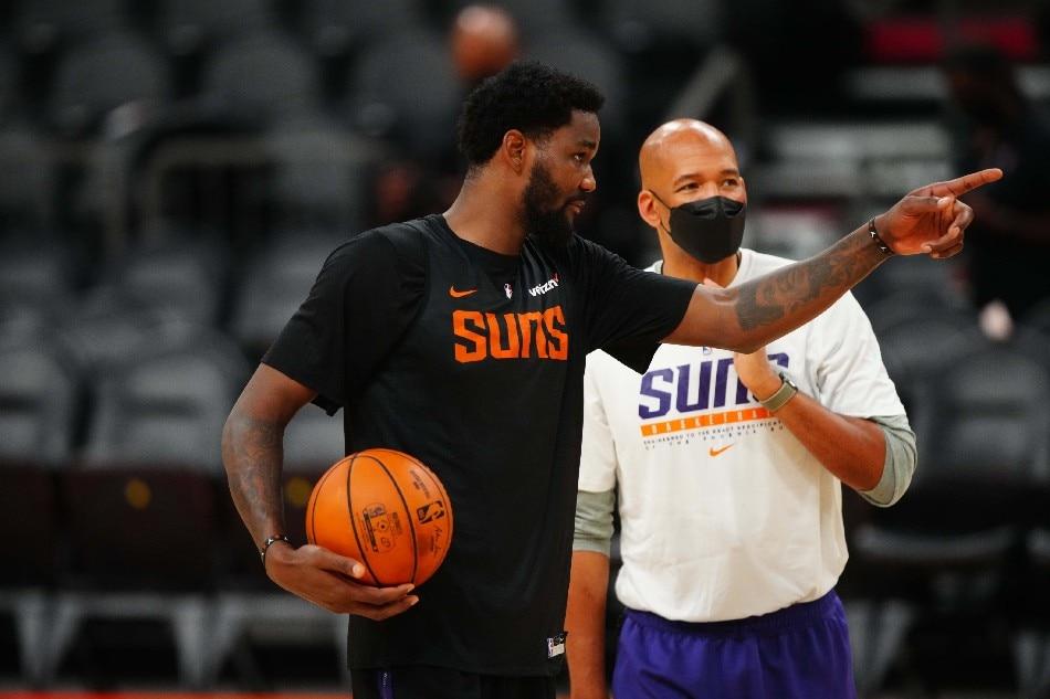 Bahamas big man Ayton powers Suns into NBA title hunt 1