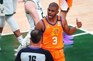 No panic button for Suns despite Bucks tying NBA Finals