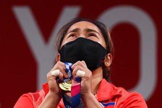 Olympic medalists, pararangalan ng Senado