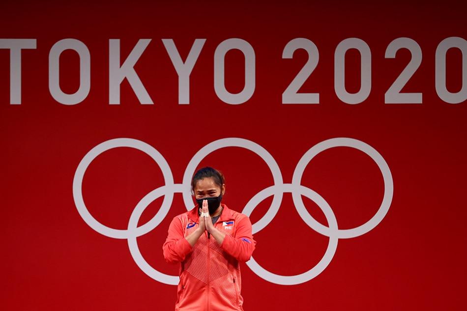 'Kakaiba si God': Hidilyn Diaz forever grateful for Olympic 'miracle' 1