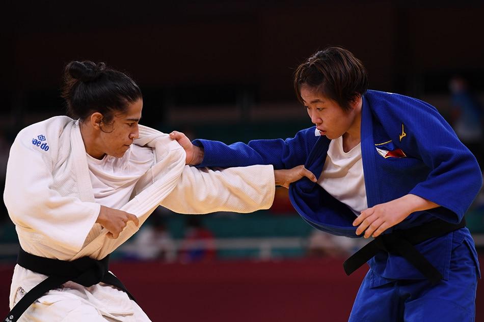 Olympics: Judoka Kiyomi Watanabe exits after loss in round-of-32 1