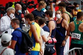 Pole-vaulters Kendricks, Chiaraviglio exit Olympics after positive COVID test